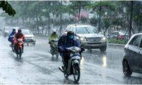 Không khí lạnh đang hoạt động mạnh, gây mưa rét diện rộng ở các tỉnh phía Bắc
