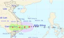 Đồng loạt bắn pháo hiệu cảnh báo bão số 12, miền Trung lên phương án ứng phó bão chồng bão
