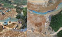 Thêm 1 thi thể được tìm thấy dưới lòng sông khi nắn dòng Rào Trăng