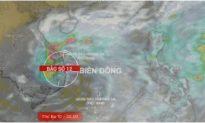 Bão số 13 'nối đuôi' bão số 12, Phú Yên sơ tán dân trước 18h hôm nay