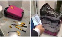 Truy tìm nghi can người Hàn Quốc liên quan vụ thi thể không nguyên vẹn trong vali ở TP.HCM