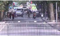 Di dời thành công quả bom nặng 340 kg chưa nổ ở trung tâm Hà Nội