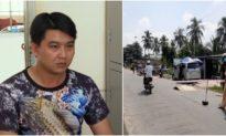 Vụ chồng đâm 3 người thương vong khi cứu vợ bị bắt cóc: Công an truy tìm em trai vợ