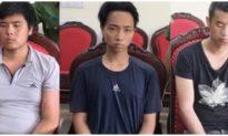 Tuyên phạt tử hình 3 người Trung Quốc giết tài xế, cướp taxi