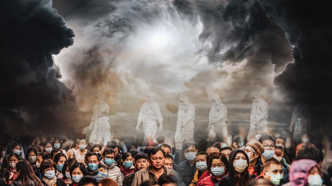 'Địa Mẫu Kinh' dự đoán kinh người về năm 2021: Con người lưu lại một nửa