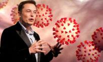 Tỉ phú Elon Musk quá ngạc nhiên sau 4 lần xét nghiệm COVID-19