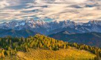 Mưa có thể dịch chuyển những dãy núi: Đột phá trong khám phá