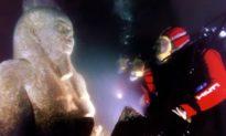 Thành phố huyền thoại Ai Cập dưới đáy biển trong 1000 năm