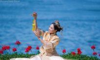 Bình thơ: BÀ CÔ BÊN CHỒNG - Đoàn Thị Lam Luyến