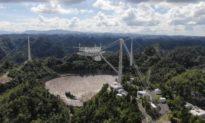 Đài quan sát 'săn người ngoài hành tinh' Arecibo sẽ bị phá hủy
