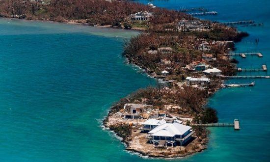 Một doanh nghiệp Trung Quốc đang rót khoảng ba tỷ USD vào Freeport ở Bahamas, 87 dặm về phía đông của Palm Beach, Florida (Ảnh của Adam DelGiudice / AFP / Getty)