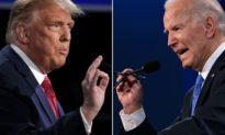 Ông Trump nói: Joe Biden 'chỉ giành chiến thắng trong mắt các hãng truyền thông đưa tin giả'