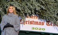 Thời trang của Melania Trump: Đệ nhất phu nhân thanh lịch và sang trọng trong chiếc áo khoác của Balenciaga