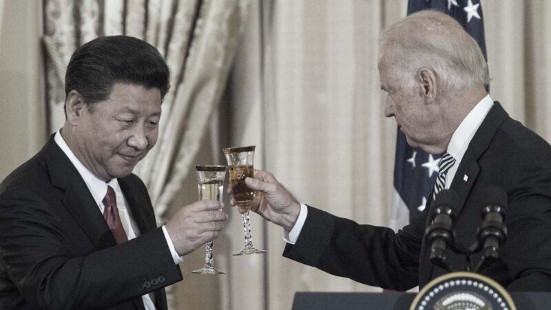 Tập Cận Bình cuối cùng cũng gửi điện chúc mừng 'Tổng thống truyền thông' Biden