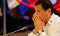 Trung Quốc đã đánh mất Philippines cho dù Tổng thống Duterte đã cố hết sức