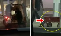 Video: Một vali và một khối hình chữ nhật lặng lẽ chuyển vào Trung tâm kiểm phiếu ở Michigan lúc 4h sáng