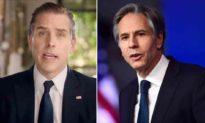 Bộ Ngoại giao Mỹ rò rỉ email tiết lộ mối quan hệ giữa Hunter Biden và 'tân ngoại trưởng dự kiến' Antony Blinken