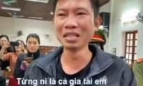 Chủ trang trại bật khóc nức nở khi nhận 80 triệu tiền hỗ trợ từ ca sĩ Thủy Tiên