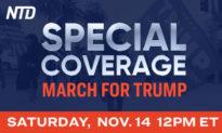 Tuần hành ủng hộ Tổng thống Trump tại thủ đô Washington