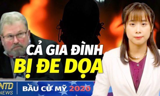 TIN SÁNG 26/11: TÍNH MẠNG CẢ GIA ĐÌNH Quan chức gặp nguy hiểm vì ông KHÔNG ĐỒNG Ý với kết quả bầu cử