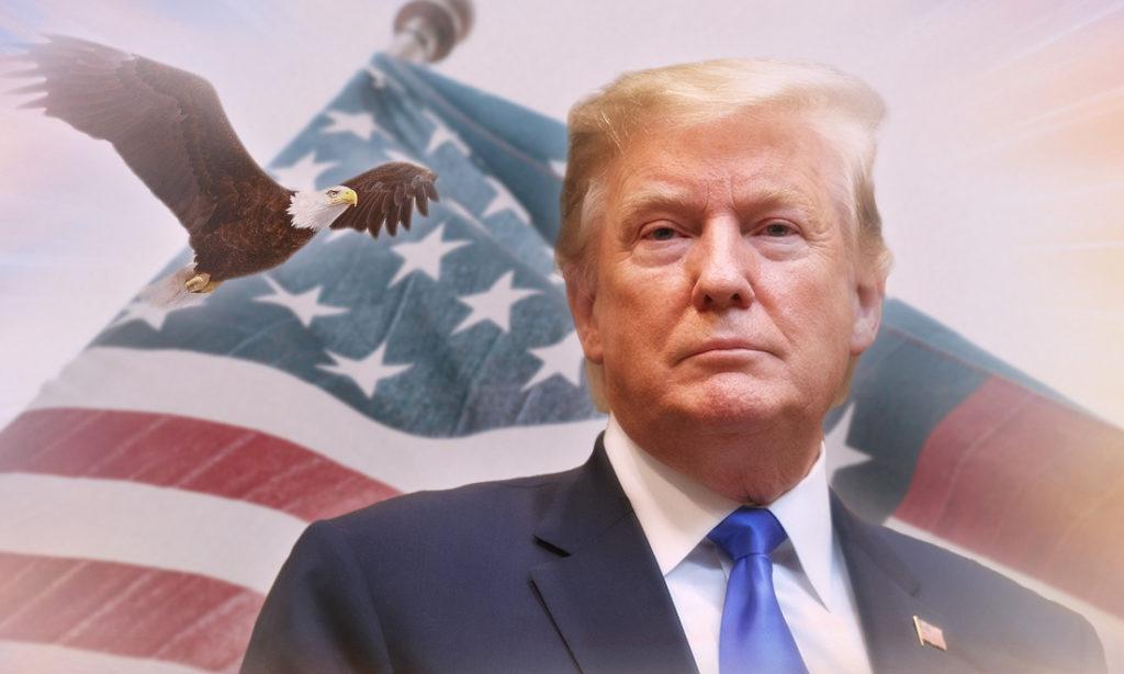 Lời nói của người đàn ông này (Donald Trump) là những quả bom. Cả thế giới và người Mỹ đều biết, và kẻ thù sẽ sợ hãi, bởi vì người đàn ông này không biết sợ…