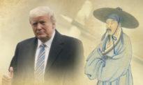 Nhà thơ thời Nam Tống vào 800 năm trước đã viết cho ông Trump một bài thơ?
