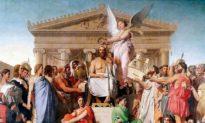Nghệ thuật Tân cổ điển (P.3): Quay trở về với nghệ thuật Thần truyền