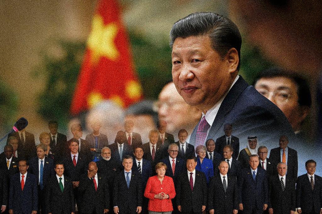 ĐCSTQ không phải là Trung Quốc, càng không đại diện cho người dân Trung Quốc