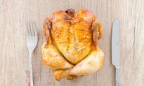 Đừng động đũa vào 5 bộ phận này khi ăn thịt gà
