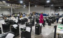 Bang Georgia: Hạt thứ 3 tìm thấy phiếu bầu chưa được kiểm đếm