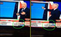 """Video: Phiếu bầu tại 5 bang đã """"bốc hơi"""" trên sóng truyền hình trực tiếp từ TT Trump sang Joe Biden"""