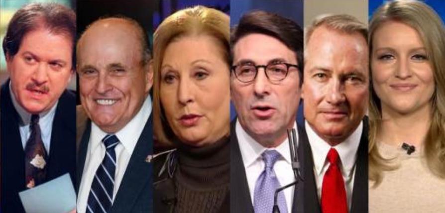 'Dream Team' của TT Trump: Nhóm luật sư vĩ đại nhất trong lịch sử Hoa Kỳ
