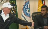 'Mic nóng' bắt được khoảnh khắc: Cảm thông chân thành của TT Trump - Thô lỗ giả tạo của nhóm người cánh tả