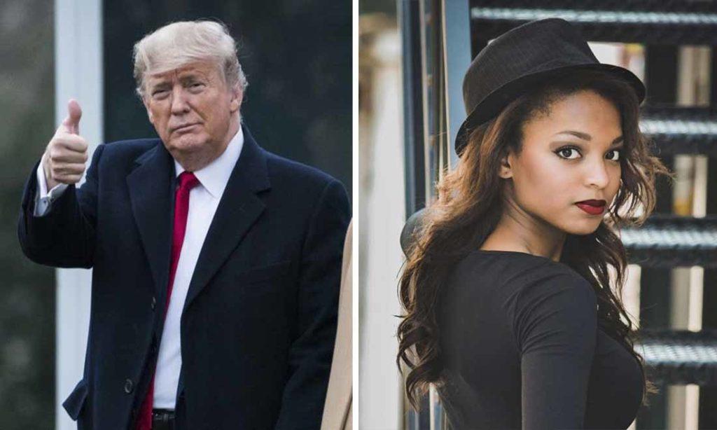 Không chỉ ủng hộ Tổng thống Trump, tân Hoa hậu Mỹ còn tán thành quyền sở hữu súng