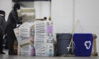 Bang Michigan: Cử tri khởi kiện việc 1,2 triệu phiếu bầu bị vứt bỏ