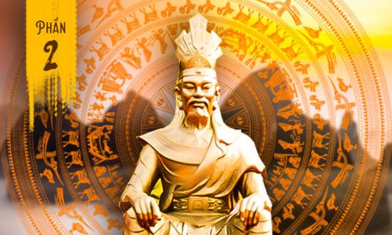 Truyền kỳ về 18 đời vua Hùng. Phần 2: Lạc Long Quân và Thần tích con Rồng cháu Tiên