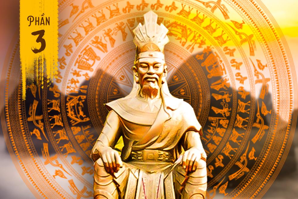 Truyền kỳ về 18 đời vua Hùng. Phần 3: Hùng Huy Vương khinh nhờn Thần linh mà suýt mất nước