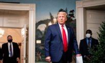 Tổng thống Trump nói 'khó có thể công nhận' nếu Cử tri Đoàn bỏ phiếu cho ông Biden, do có 'gian lận trên diện rộng'