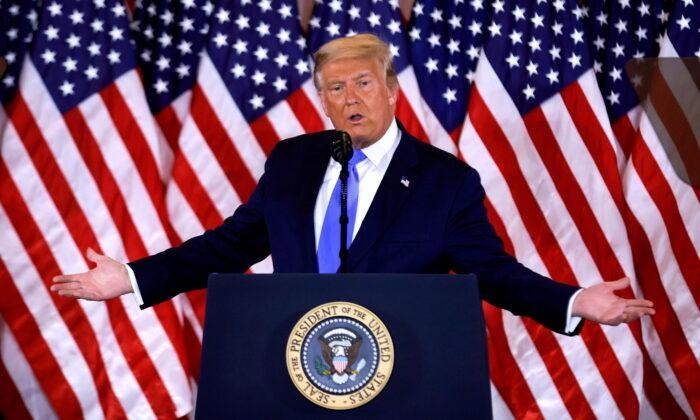 Bí ẩn ngày 3/11 và câu chuyện 'tái ông Donald Trump thất phiếu'