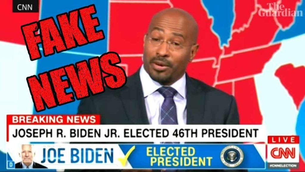 Truyền thông báo chí Mỹ không thể có quyền quyết định hay tạo ra cho người ta cái ấn tượng rằng họ là người phát ngôn chính thức kết quả của cuộc bầu cử tổng thống Mỹ năm 2020. (Tổng hợp)