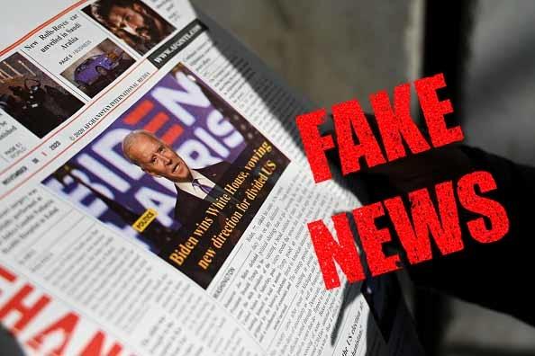 """""""[Chỉ có] phiếu bầu hợp pháp mới quyết định được ai là Tổng thống, chứ không phải giới truyền thông""""."""