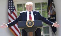 TT Trump kiên quyết giải phóng Hoa Kỳ khỏi 'xiềng xích' của Hiệp định Khí hậu Paris