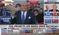 Cựu thị trưởng New York: Sẽ vạch trần 'hành vi lũng đoạn' và 'gian lận cử tri' của đảng Dân chủ ở Pennsylvania