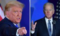 Tổng thống Trump và ứng cử viên Đảng Dân chủ Biden sẵn sàng bước vào trận chiến pháp lý về kết quả bầu cử