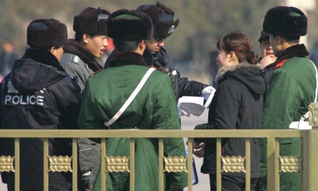 Báo cáo rò rỉ tiết lộ cách thành phố Trung Quốc giám sát người bất đồng chính kiến, đàn áp biểu tình