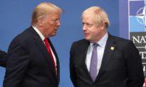 Bí ẩn trong tweet chúc mừng Joe Biden của Thủ tướng Anh lại cho thấy nước Anh ủng hộ TT Trump