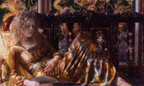 """Những bức tranh sơn dầu đoạt giải thưởng """"Cuộc thi Quốc tế về Tranh nhân vật của NTD"""""""