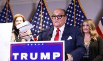 Luật sư Giuliani: 'Âm mưu gian lận bầu cử quy mô toàn quốc' tại các thành phố do đảng Dân chủ kiểm soát