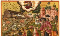Trận Đại hồng thủy trong lịch sử và những khải thị của nó
