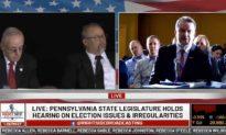 """Video đột phá: Lời chứng gây sốc của một chuyên gia dữ liệu ở Pennsylvania - """"47 thẻ USB đã biến mất"""""""